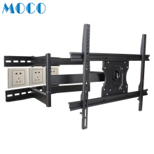 Made in China LCD LED Fixed Slim tilt swivel vesa TV Wall Mount Bracket