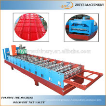 roll forming machine for metal wall panel