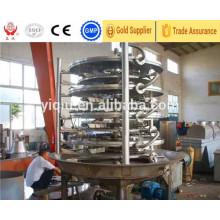 Secadora de placas continua para la máquina de secado de carbonato de cobre / carbonato de cobre