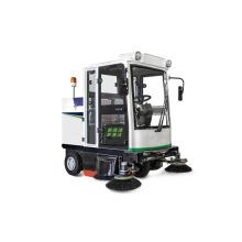 New Type Three Wheel Electric Floor Road Dust Sweeper