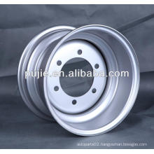 Agricultural steel wheels