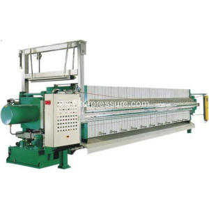 Filter-Cloth Washing Membrane Plate Farmacia filtro prensa
