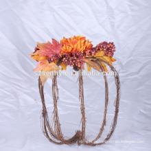 Высокое качество урожай Хэллоуин украшения тыквы свет
