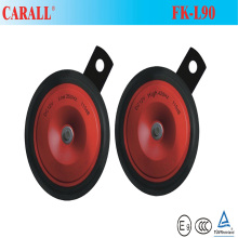 Haut-parleur de voiture de bobine de cuivre rouge
