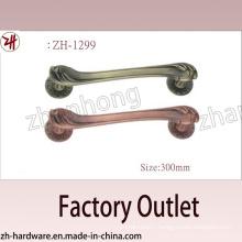 Factory Direct Sale Zinc Alloy Big Pull Archaize Handle (ZH-1299)