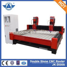 China JK-2030S Stone cnc Engraver/Carving Machine CNC Router for Sales