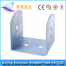 Custom fabrication zinc plating Custom metal stamping parts
