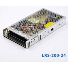 200W LRS Serie Meanwell LED Fuente de alimentación