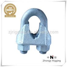Galvanized metal quick locking wire clips TYPE JIS B