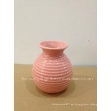 Средняя керамическая современная ваза