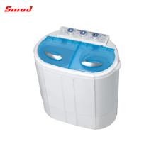 Mini lavadora barata de carga superior de 3 kg con diseño nuevo