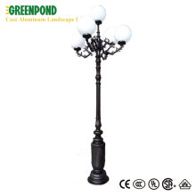 Factory Outlet Plain Cast Aluminum Landscape Light