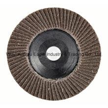 Óxido de aluminio calentado con disco de aleta de cubierta de plástico