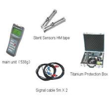 Medidor de fluxo ultra-sônico portátil (UH-100H)