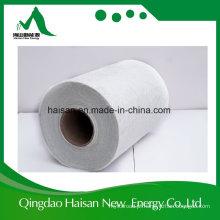Tecido de fibra de vidro 30GSM para telhado, tapete de superfície de fibra de vidro