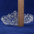 Heart Crystal Diamond Crown For Wedding Anniversary