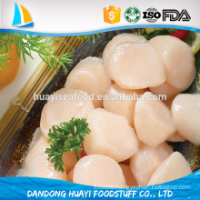 frozen new arrival seafrozen bay scallop
