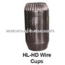 type de champ pétrolifère de haute qualité tasses fil HL-HD