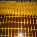 Plastic Safety Fence / Warning Wire Mesh Manufacturer with ISO