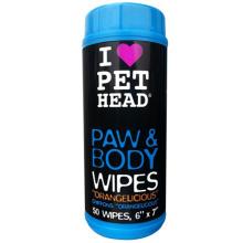 Toalhetes de limpeza sem cheiro OEM para cães Gatos