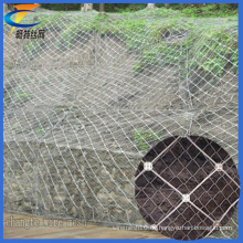 Slope Protection Spider Spiral Seil Netz