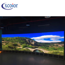 HD Indoor P3 Curved LED Video Bildschirm