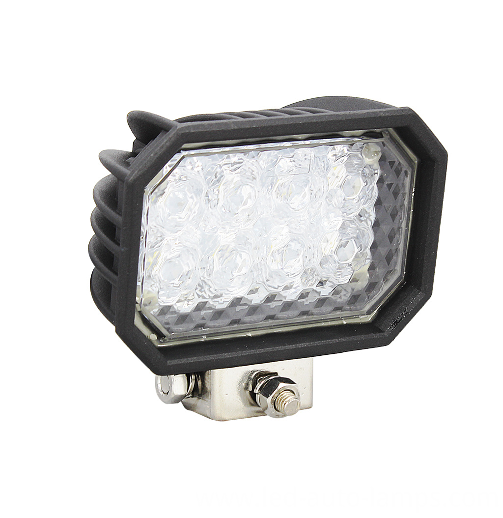 100% Waterproof High Power LED Truck Work Lamps