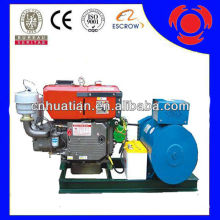 Small Type Diesel Gensets 15kw ChangChai Diesel Generator With S1115 Engine