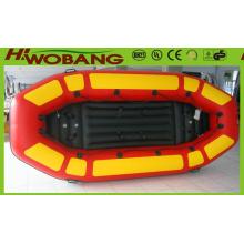 Catamarán inflable China con PVC para Rafting