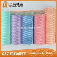 Les produits ménagers innovants tissu tissu non-tissé rouleau best-seller produits