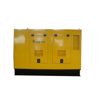Customized for Small Silent Diesel Generator Ricardo Silent Generator 10kw-300kw supply to Senegal Factory
