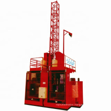 Building Hoist used for passenger and material lifting