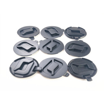 Piezas CNC de plástico de prototipo rápido