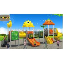 EB10200 Instalaciones de entretenimiento de alta calidad Plástico Playground juguetes para niños