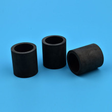 High Fracture Toughness Black Alumina Ceramic Tube