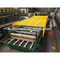 Tela de alta velocidad que forma la máquina del tipo para el material para techos, acero metálico de acero laminado