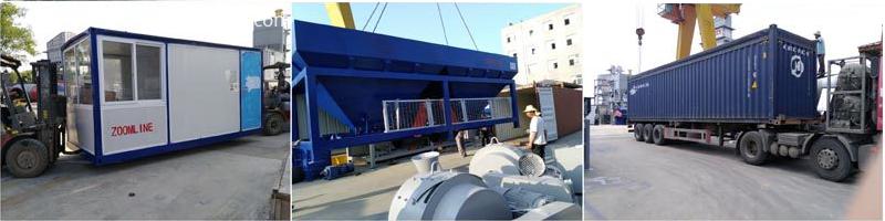 asphalt shipping