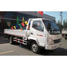 Chargez le petit camion de camion de 2000kg pour le transport de courte distance avec LHD / Rhd