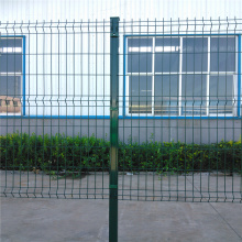 Hot selling attractive for Gardon Fence Anti- Climb Railway 3D Heavy Duty Wire Mesh Fence export to Samoa Importers