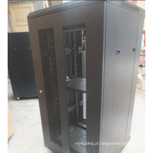 Gabinete de Rede 19 '' com Porta Perfurada de Onda de Arco