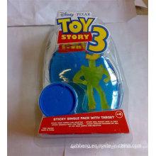 Manufacturer OEM Printed Plastic Box for toys (PET box)