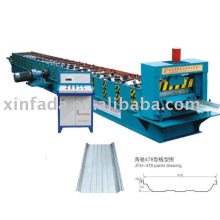 joint-hidden Roll Forming Machine,plate roll forming machine, sheet forming machine