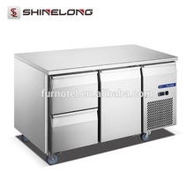 FURNOTEL Luxury Drawer Refrigerator Price List 1-Door 2-Drawer Under Counter Refrigerator FRUC-8-1