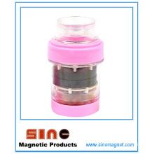 Luftreiniger mit medizinischem Stein / magnetisiertem Trinkwasserfilter
