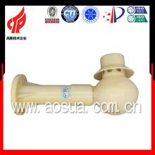 Buse de pulvérisation pour tour de refroidissement avec matériau ABS et poignée longue