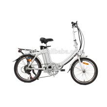 Bicicleta dobrável 20 polegadas bicicletas bicicleta com pedalada assistida bicicletas de estrada elétrica chinesa