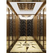 Ascenseur de luxe à passagers approuvé par Coc
