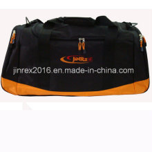 Popular Polyester Sports Gym Fitness Shoulder Duffle Bag