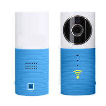 720P 180 Degree Wifi Wireless Camera for Home