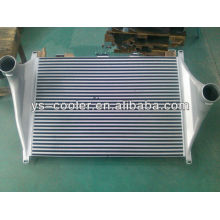 Intercooler camion plaque en aluminium